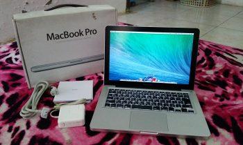 Jual Laptop Bekas Macbook MD313 Surabaya
