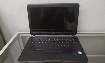 Jual laptop bekas hp 14-d040tu surabaya