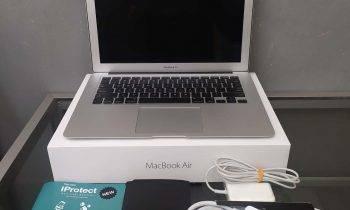 Jual laptop bekas macbook air mqd32 surabaya