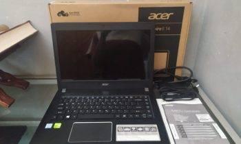 jual laptop gaming bekas acer e5-475g surabaya