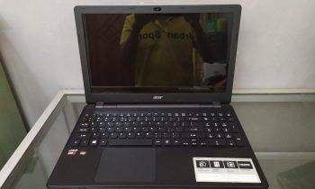 jual laptop gaming bekas acer e5-551g surabaya