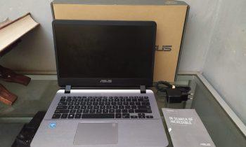 jual laptop bekas asus a407ma surabaya